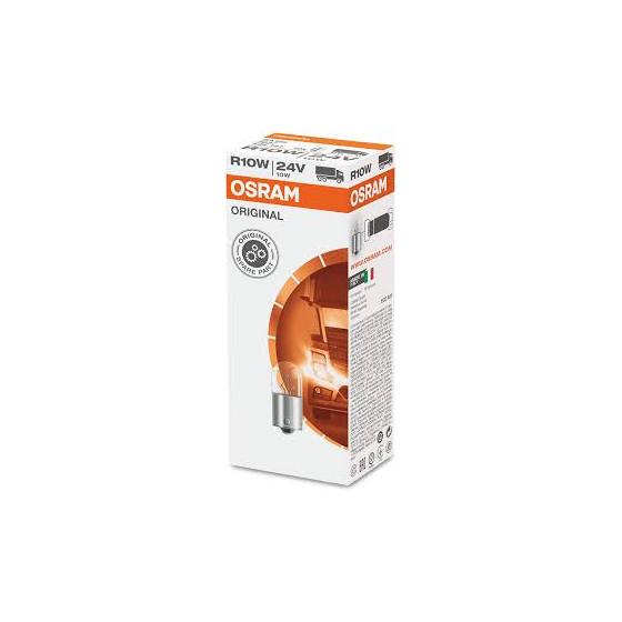 Lampe graisseur 24V 10W BA15s OSRAM